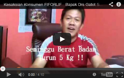 youtube-video-testimoni-obat-diet-pelangsing-Herbal-alami-Fiforlif